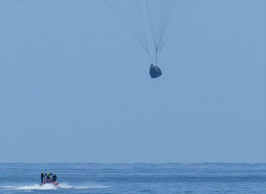 Astronauții NASA lansați cu rachetele SpaceX s-au întors din misiune