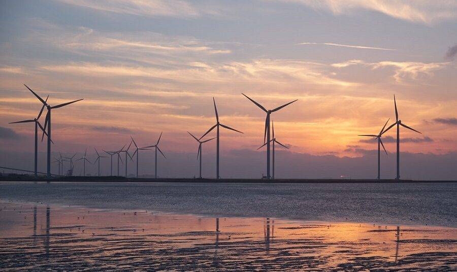 Danemarca va construi o insulă artificială pentru turbine eoliene uriașe
